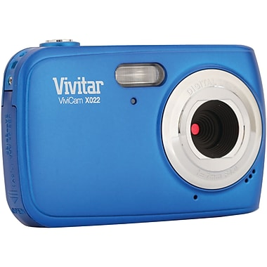 Vivitar® ViviCam X02 10.1MP Digital Cameras