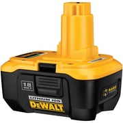 DeWalt® XRP™ DC9180 Li-Ion Heavy Duty Battery Pack With Nano Technology, 18 V