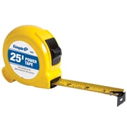 Empire® Power Tape In Yellow Case, 25', Yellow