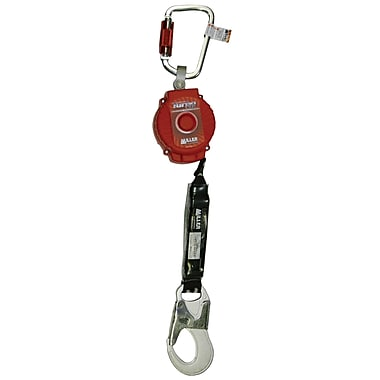 Miller® TurboLite™ 6' Personal Fall Limiter With Locking Snap Hook