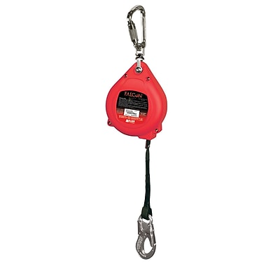 Miller® Falcon™ 20' Self Retracting Lifeline With Aluminum Snap Hook