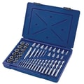 Irwin® Hanson® 48 Piece Screw Extractor/Drill Master Set
