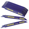 Irwin® 585-372818BB Metal Cutting Reciprocating Blade With WeldTec, 0.738in.(W), 18 TPI