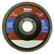 Weiler® 31315 Vortec Pro® 4 1/2in. Abrasive Flap Discs, Angled, 60Z Grit