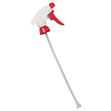 Unisan™ Sprayer Trigger, 200/Pack, Red/White