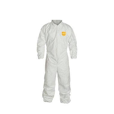 Dupont™ SAFESPEC™ 2.0 Proshield® Coverall With Hood, Denim Blue, 2X