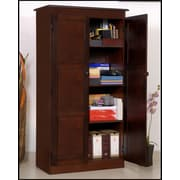 Concepts in Wood 30'' Multi-Use Storage Cabinet; Cherry
