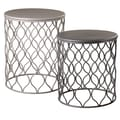 CBK 2 Piece Geo Wave Nesting Table Set