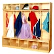 A+ Child Supply 47.5'' Coat Locker