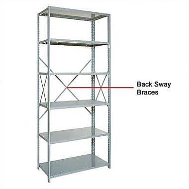 Penco Clipper Parts - Back Sway Braces (Pair); 48''