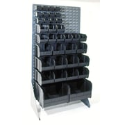 Quantum Conductive Single Sided Louvered Rack