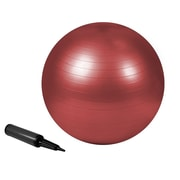 "Trimax Sports Zenzation 22"" Exercise Ball, Red"