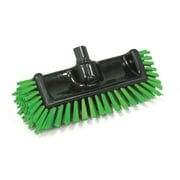 SYR Scrator Brush BLacK with Bristles; Green