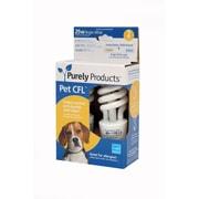 Purely Products Pet CFL 7 Watt-25 Watt Equivalent Air Purifier (Set of 2)