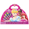 Artistic Sutdios Disney Princess Take-a-long Purse Art Set