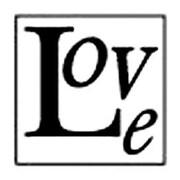 Manuscript Decorative Love Resin Wax Seal