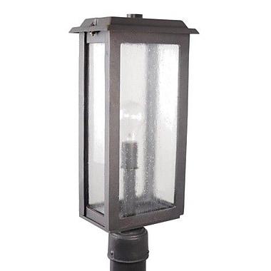 Melissa Urban 400 Series Outdoor 1-Light Lantern Head; Old World