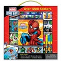 Artistic Sutdios Marvel Heroes Sticker Box with Handle