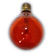 String Light Co Incandescent Light Bulb (Pack of 25); Amber