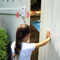 Smart Pool Yard Guard Alarm System for Gates / Doors and Windows
