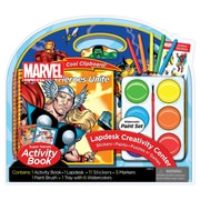 Artistic Studios Marvel Lapdesk with Jumbo Paints