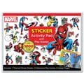 Artistic Sutdios Marvel Sticker Activity Pad