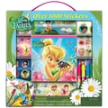 Artistic Sutdios Disney Fairies Sticker Box with Handle