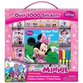 Artistic Sutdios Minnie Bow-tique Sticker Box with Handle