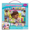 Artistic Sutdios Doc McStuffins Sticker Box with Handle