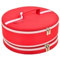 Picnic At Ascot Bold Cake Carrier; Red