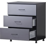 TuffStor Tuff Stor Tough Storage Systems 34'' H x 27'' W x 21'' D Three Drawer Unit