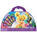 Artistic Sutdios Disney Fairies Take-a-long Purse Art Set