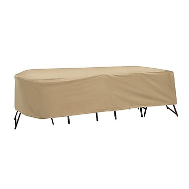 PCI Oval or Rectangular Table and Chair Cover; 135''