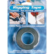 Incom Manufacturing Rigging Tape; Black