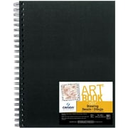 Canson Wirebound Drawing Book; 12'' H x 9'' W