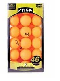 Stiga 46 Piece Table Tennis Ball Set;