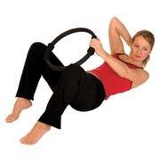 AeroMAT Pilates Ring in Black