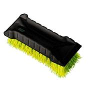 SYR All Purpose Utility Scrub Brush with Block; Yellow