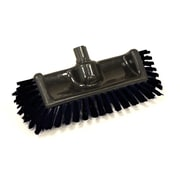 SYR Scrator Brush BLacK with Bristles; Black