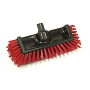 SYR Scrator Brush BLacK with Bristles; Red