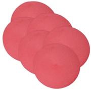 Design Imports Braided Placemat (Set of 6); Bubblegum