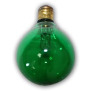 String Light Co Incandescent Light Bulb (Pack of 25); Green