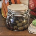 Creative Co-Op Natural Home 17.5-oz. Jar with Lid