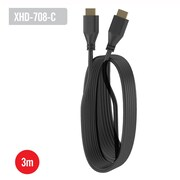 dCOR design HDMI Cable; 118.11''