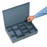 Durham Manufacturing Prime Cold Rolled Steel Large Adjustable Compartment Vertical Box