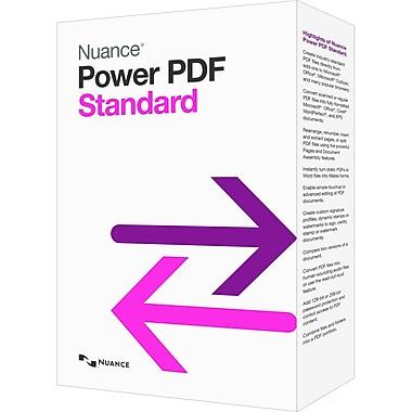 NUANCE ACADEMIC Power PDF Standard AS09A-F02-1.0 Student/Teacher Edition