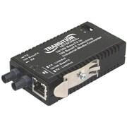 TRANSITION NETWORKS Industrial Mini M/E-ISW-FX-01 Media Converter