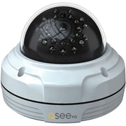 Q-SEE Small Ip Dome Camera 3.6mm