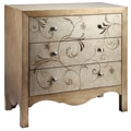 Stein World Shannon 3 Drawer Accent Chest