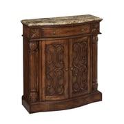 Stein World Monte Carlo Narrow 2 Door Cabinet